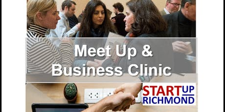 July 2019 Meet Up & Experts Business Clinic tickets