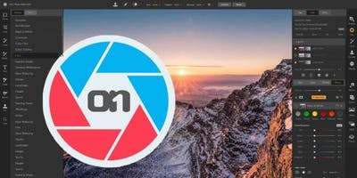 Photography Course Introduction to ON1 Photo RAW Software (Vermont)