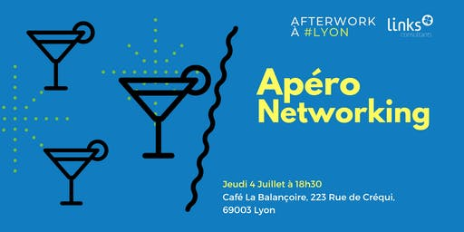 #Lyon | Apéro Networking | Links Consultants - Portage Salarial