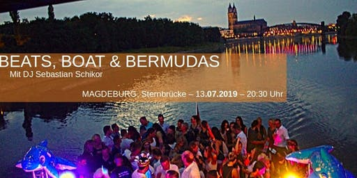 Beats, Boat & Bermudas - Dj Sebastian Schikor