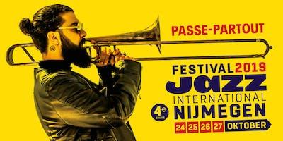 Festival Jazz International Nijmegen 2019 Passe-partout