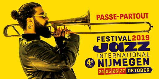 Festival Jazz International Nijmegen 2019 Passe-partout