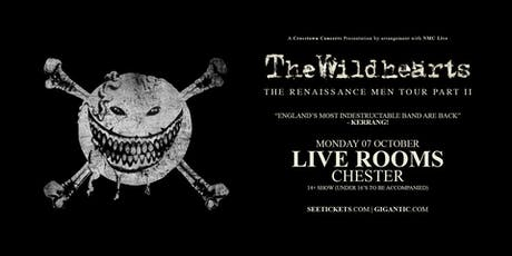 The Wildhearts tickets