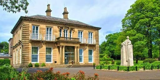 Business networking at Elmfield Hall, Accrington - by lovelocal & CSNW July 2019
