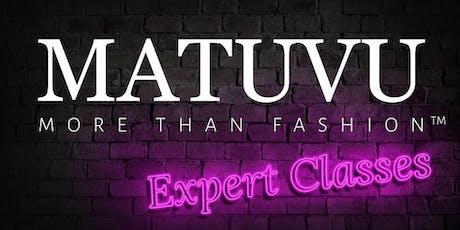 MATUVU Expert Class tickets