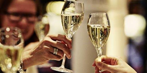 Salon Gastrosophique: Champagner-Soirée mit Lesung
