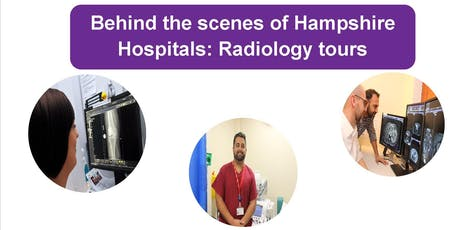 Behind the scenes of Hampshire Hospitals: Radiology tour tickets
