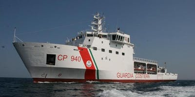 Visita guidata alla Nave Dattilo - Ormeggio area demaniale zona Stazioni Marittime