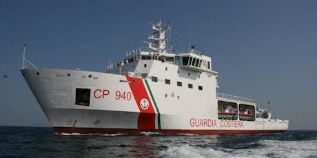 Visita guidata alla Nave Dattilo - Ormeggio area demaniale zona Stazioni Marittime biglietti