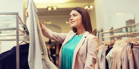 La psychologie sur vêtement tickets