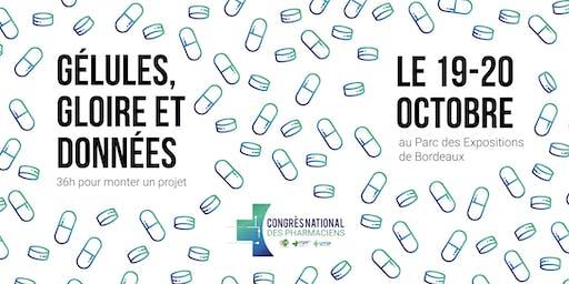 Hackathon - Congrès National des Pharmaciens