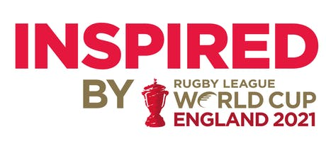 Inspired By RLWC2021 Rugby League Education Resource Launch tickets