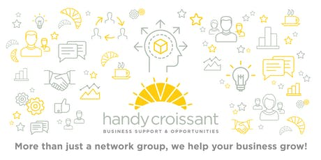 Handy Croissant Weekly Meeting tickets