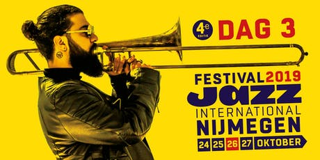 Dag 3 FJIN 2019  • Ryan Porter tickets