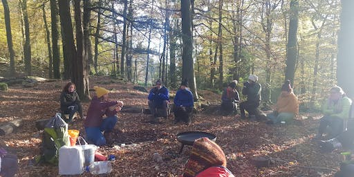 Silva Sisters Woodland Wellbeing for Women: November