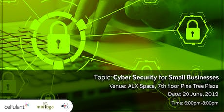"#NextGenTech ""Cyber Security for Small Businesses"" tickets"
