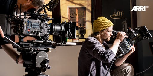 ARRI Certified User Training for large-format camera system   Munich