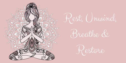 Rest, Unwind, Breathe, and Restore Immersion