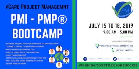 PMP Training | Melbourne | Australia | July | 2019 tickets