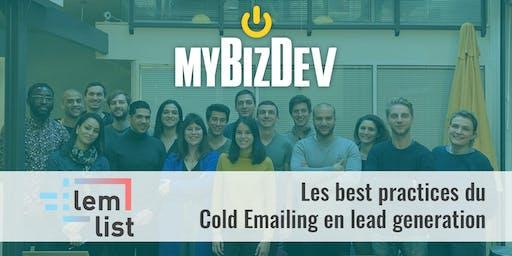 Les Best practices du Cold Emailing en lead generation