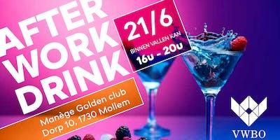 AfterWork drink @ Manège Golden Club Mollem