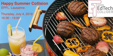 Happy Summer Collision 2019 billets