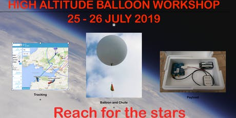 HIgh Altitude Ballooning Workshop tickets