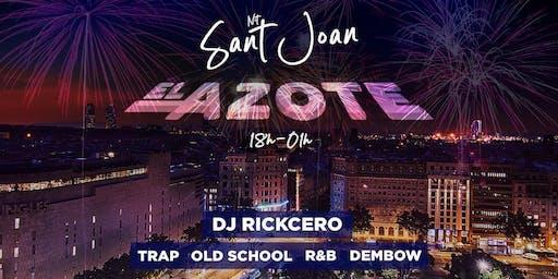 EL AZOTE  ROOFTOP POOL PARTY:SAN JUAN 2K19!