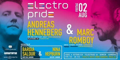 Electro Pride Tickets