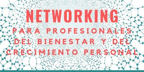 Networking para profesionales del bienestar y del crecimiento personal entradas