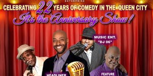 "Queen City ""Comedy Night Live"" ft. Comedians Meech Dog..."