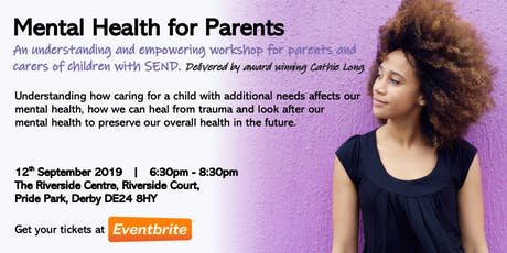 Mental Health for Parents tickets