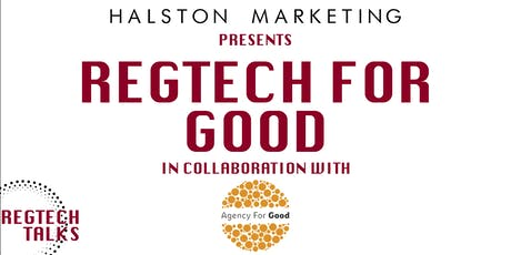 RegTech Talks: RegTech For Good tickets