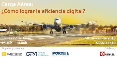 Carga Aérea: ¿Cómo lograr la eficiencia digital? entradas
