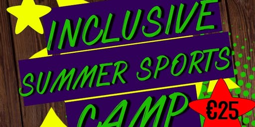 Inclusive Multi Activity camp