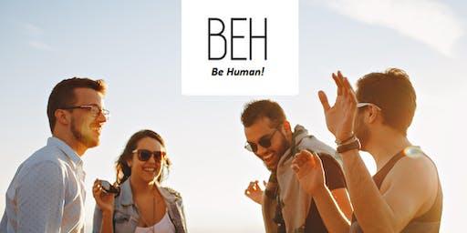 BEH - BE HUMAN: 3° Edizione