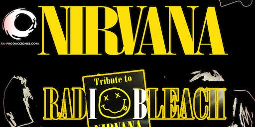 RADIOBLEACH - TRIBUTO A NIRVANA + SUMA 0 (VALLADOLID)
