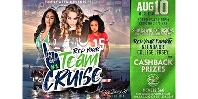Rep Your Team Cruise