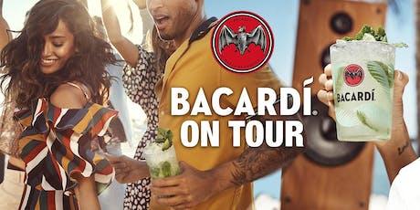 BACARDÍ ON TOUR  Presenta Hektor Mass  en Vigo entradas
