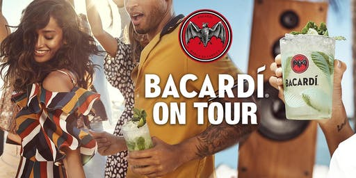 BACARDÍ ON TOUR  Presenta Henry Méndez y J.Beren en Barcelona