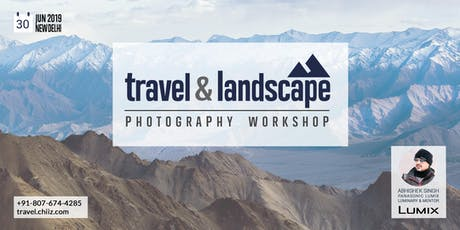 Travel and Landscape Photography Workshop tickets