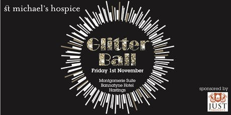 St Michael's Hospice Glitter Ball tickets