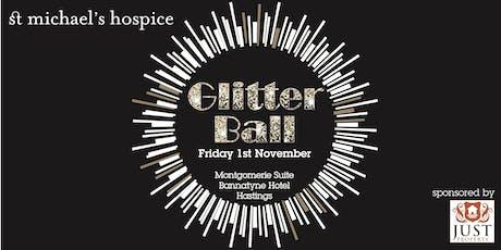 St Michael's Hospice Glitter Ball tickets