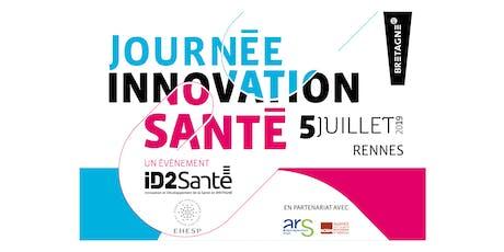 Journée Innovation Santé billets