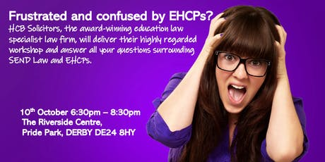 DERBY: EHCP and SEN Law Workshop tickets