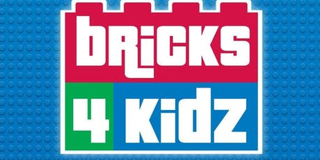 CAN Bricks 4 Kids Summer Camp tickets