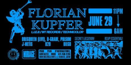 Florian Küpfer, D-Grade and Dregqueen [Live] tickets