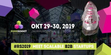 RuhrSummit 2019 tickets