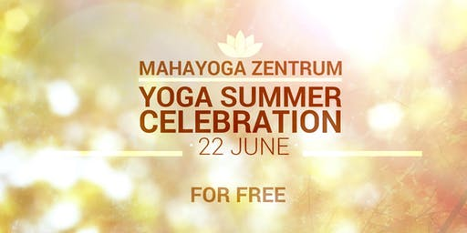Yoga Summer Celebration