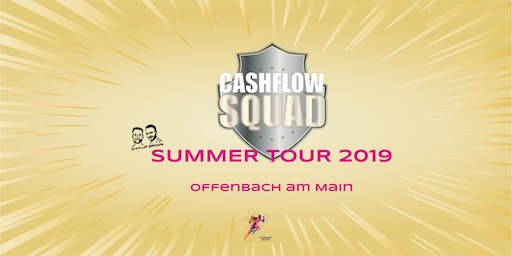 CASHFLOW SQUAD SUMMER TOUR in OFFENBACH (a.M.)